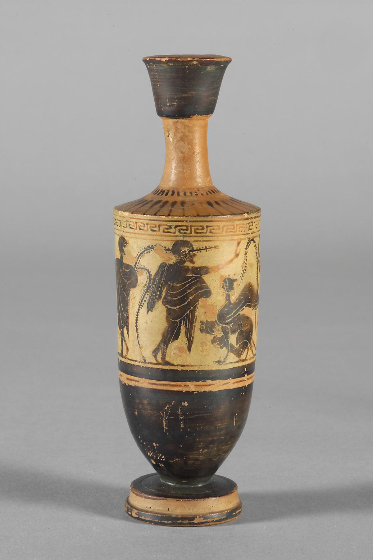 Oidipus und Sphinx