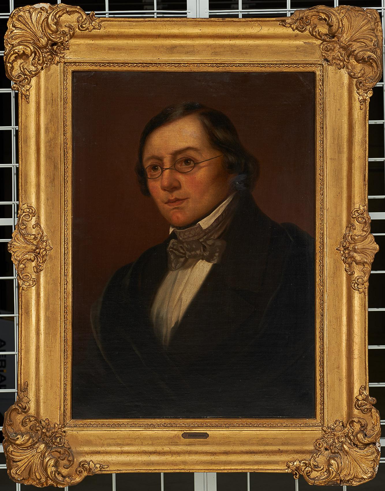 Josef Staudigl von Josef Kriehuber d.Ä.