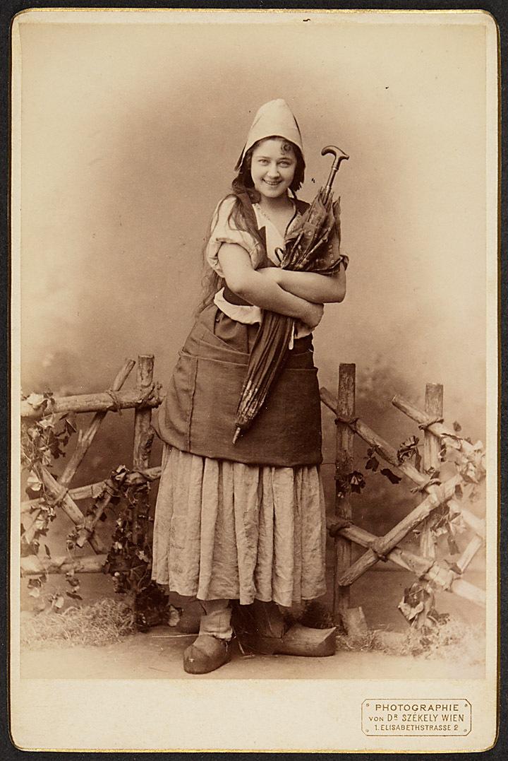 Babette Reinhold von Dr. Szekely, Wien