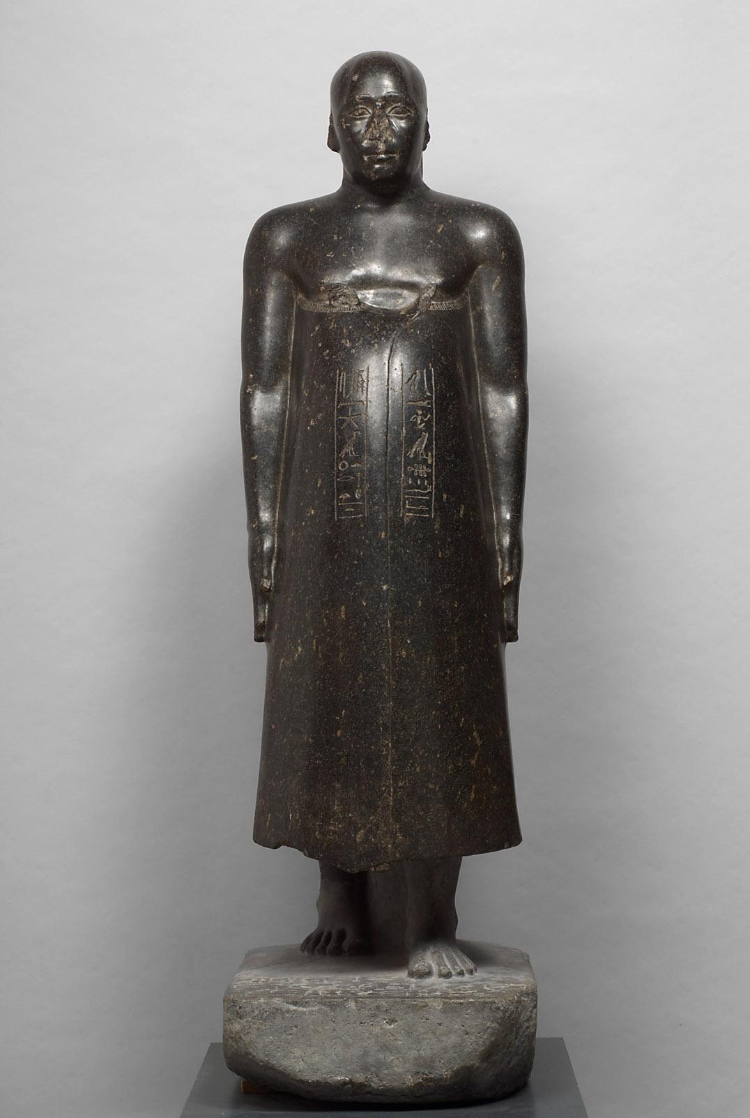 Statue des Sebek-em-saf