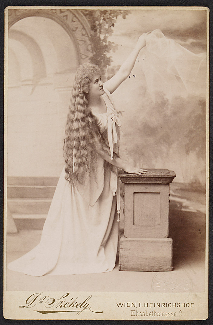 Sofie Sedlmair von Dr. Szekely, Wien