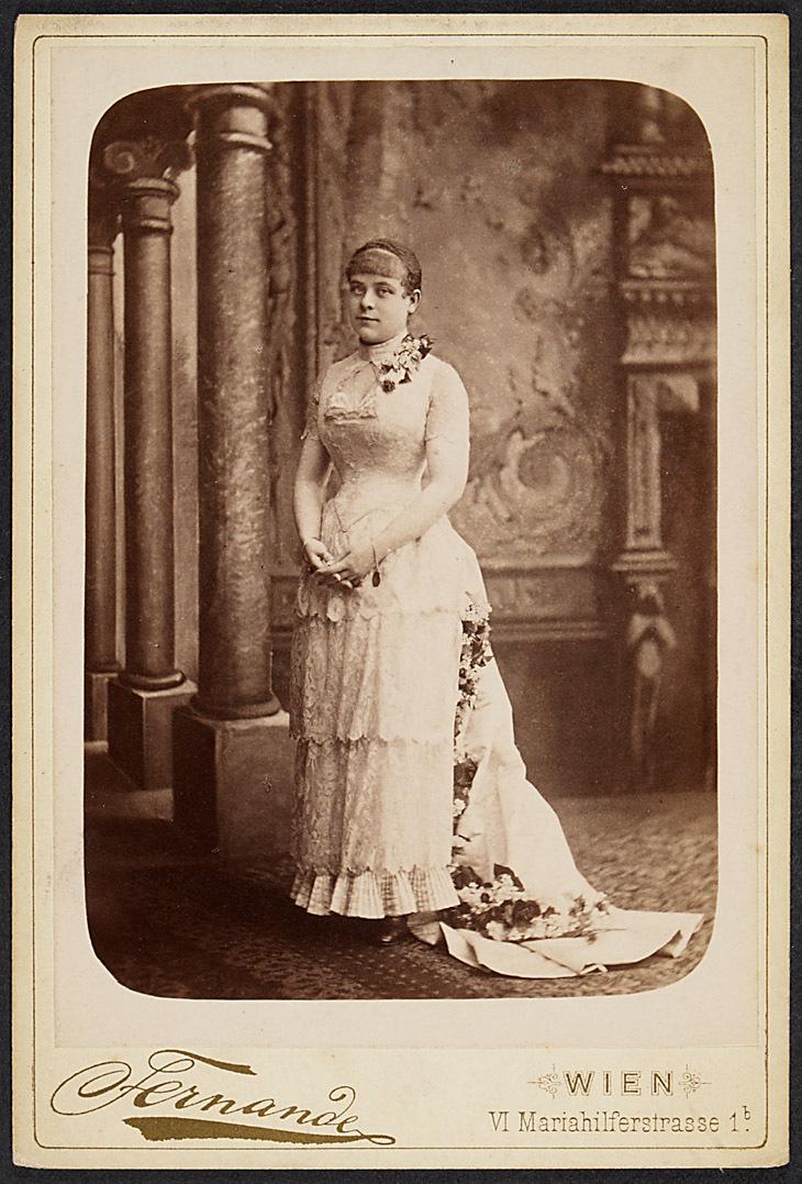 Rosa Streitmann von Fernande, Wien