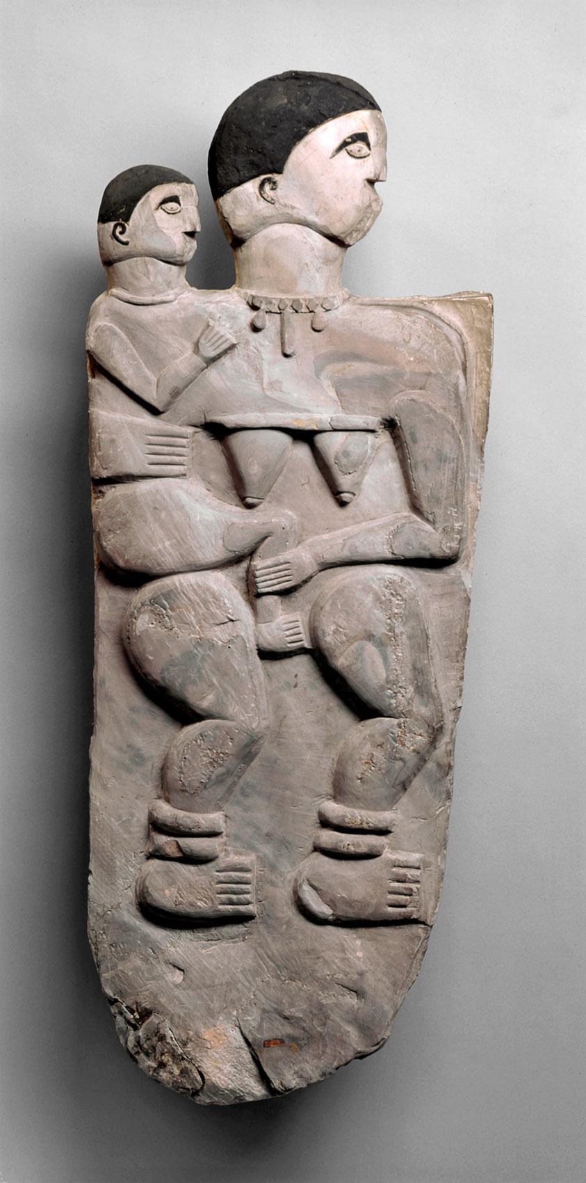 Grabstein von Unbekannter Meister, Kongo
