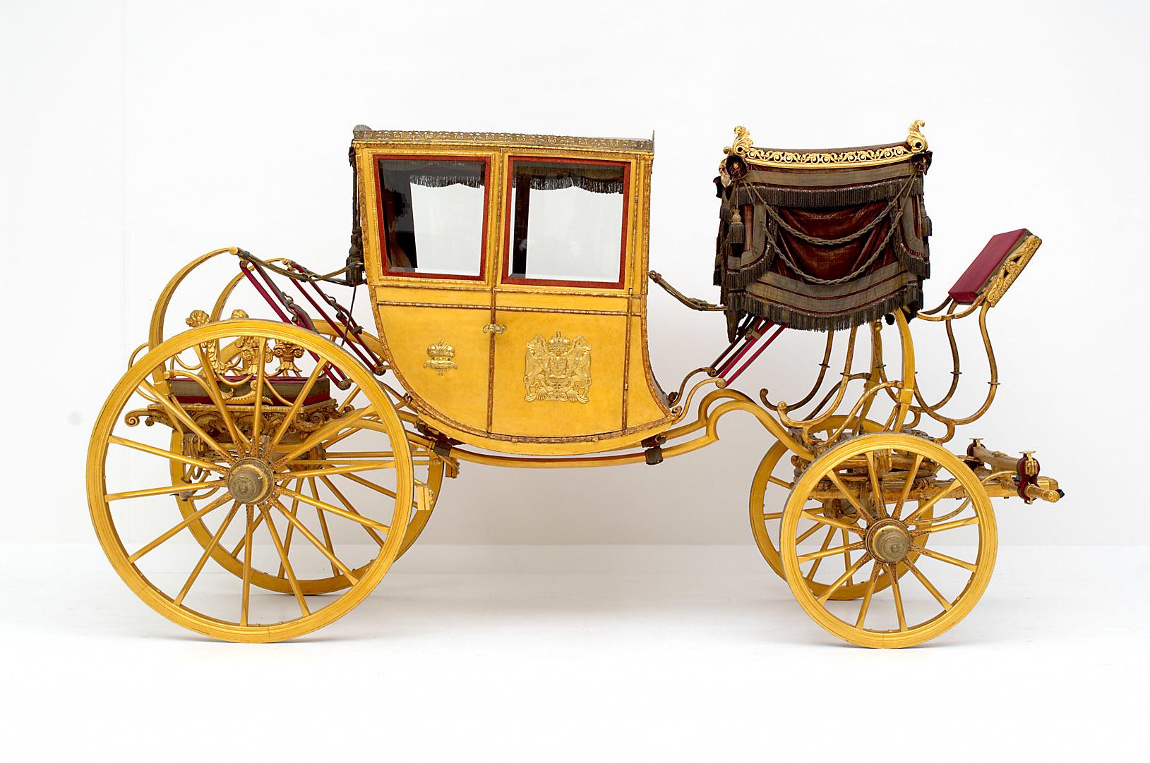 Gala-Staatswagen des Oberststallmeisters