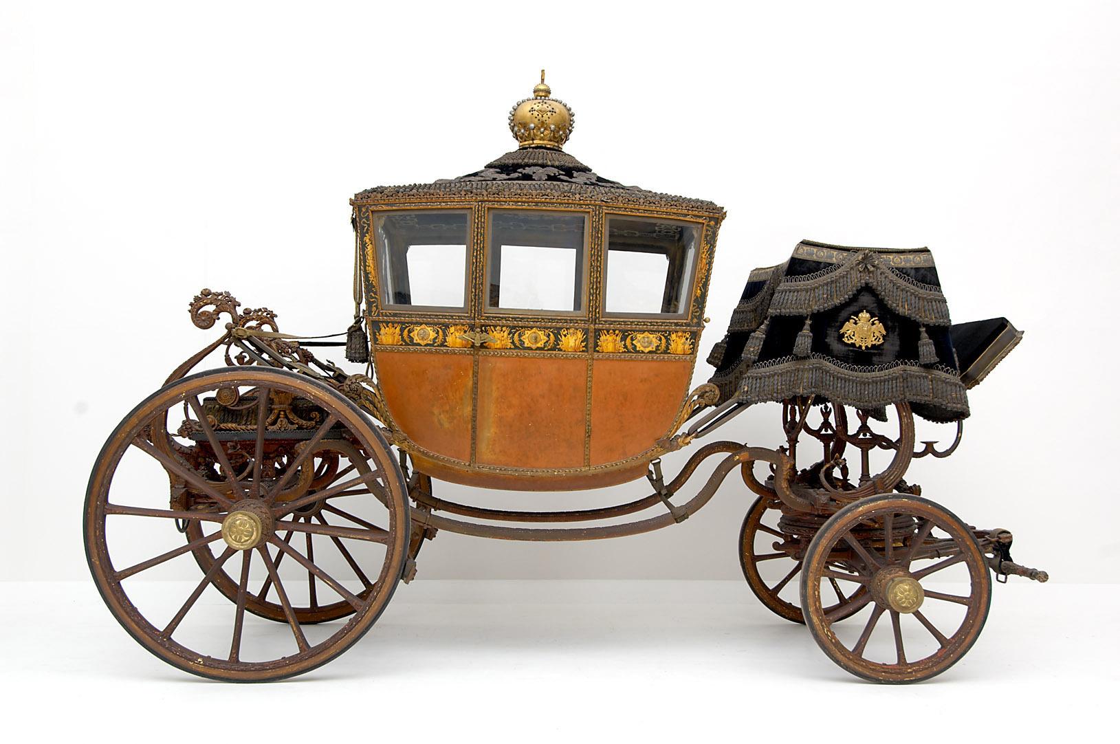 """""""Mailänder Krönungswagen"""" Napoleons I."""