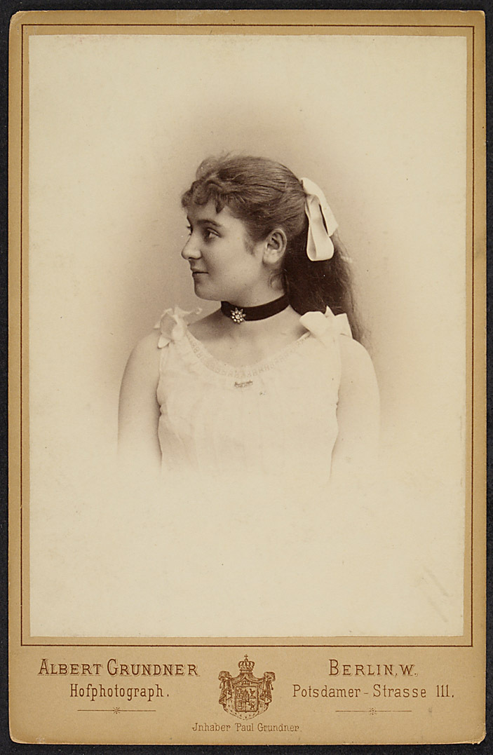 Hetty Leuthold von Albert Grundner, Berlin
