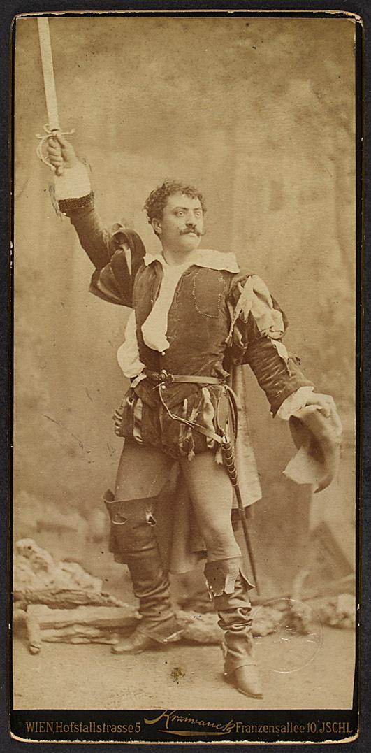 Adolf Brakl von Rudolf Krziwanek, Wien - Ischl