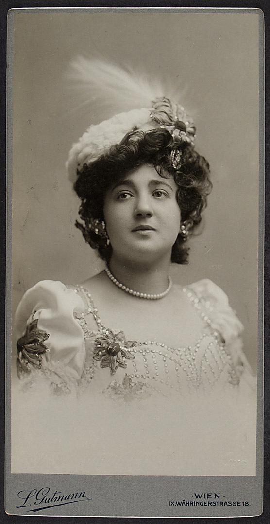 Gerda Walde von Ludwig Gutmann, Wien