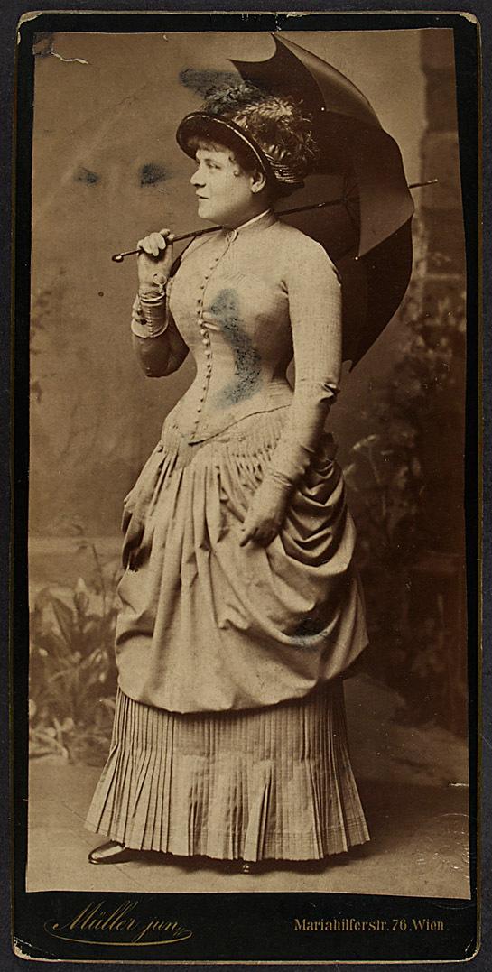 Rosa Streitmann von M. Müller Jun., Wien