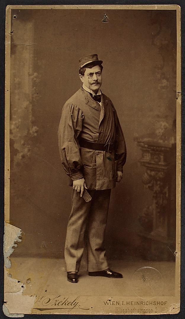 Karl Streitmann von Dr. Josef Szekely