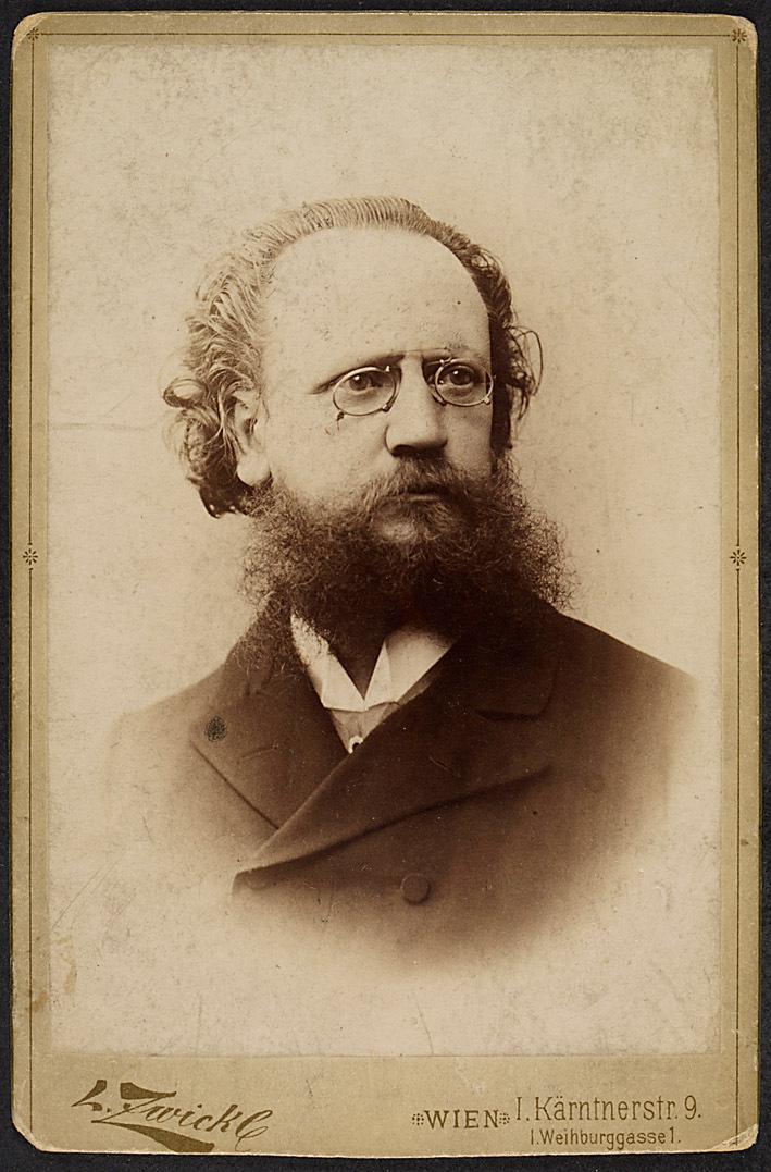 Adolf Müller von Louis Zwickl, Wien