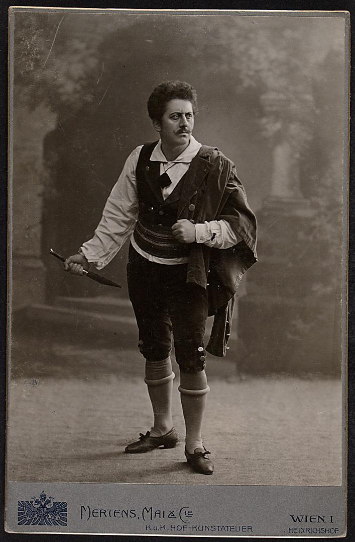 Georg Maikl von Mertens, Mai & Cie, Wien