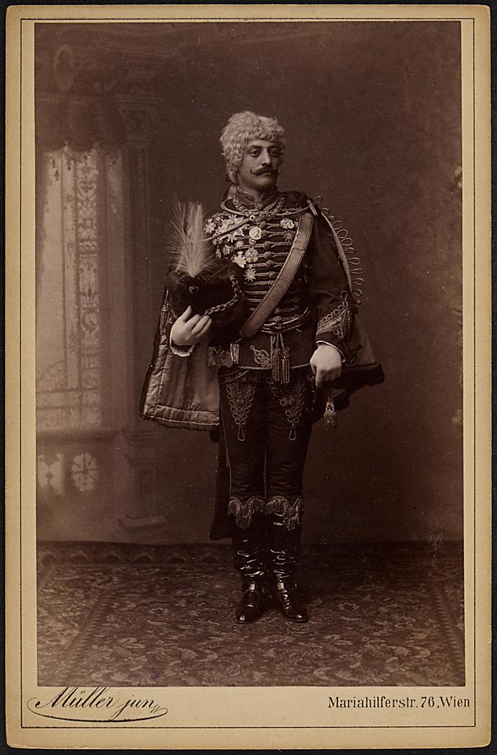 Adolf Brakl von M. Müller Jun., Wien