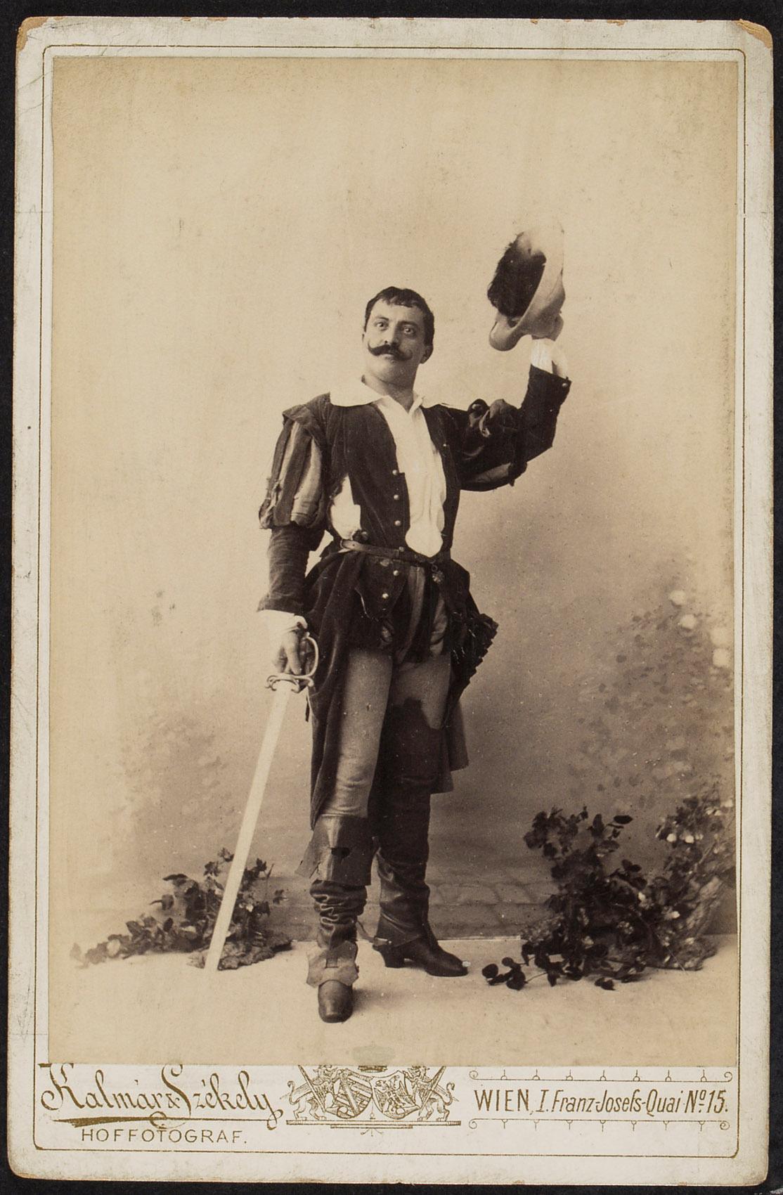 Adolf Brakl von Kalmár & Székely, Wien
