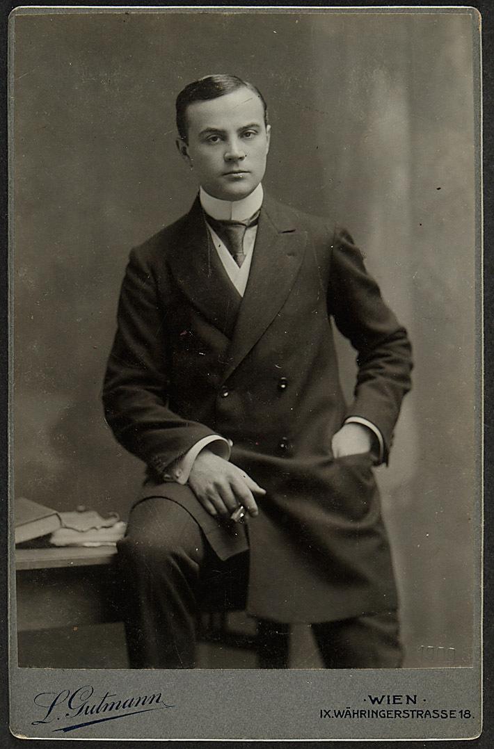 Anton Edthofer von Ludwig Gutmann, Wien