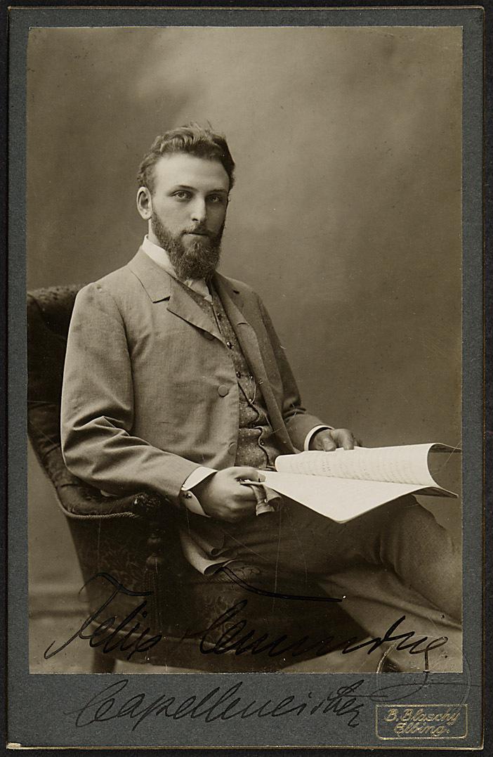 Felix Flemming von B. Blaschy, Elbing