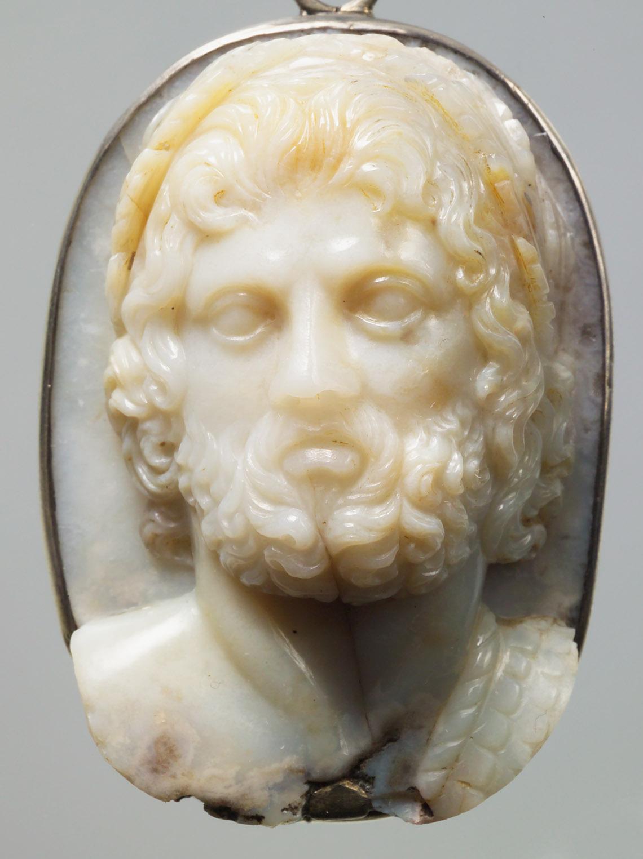 Kopf des Jupiter