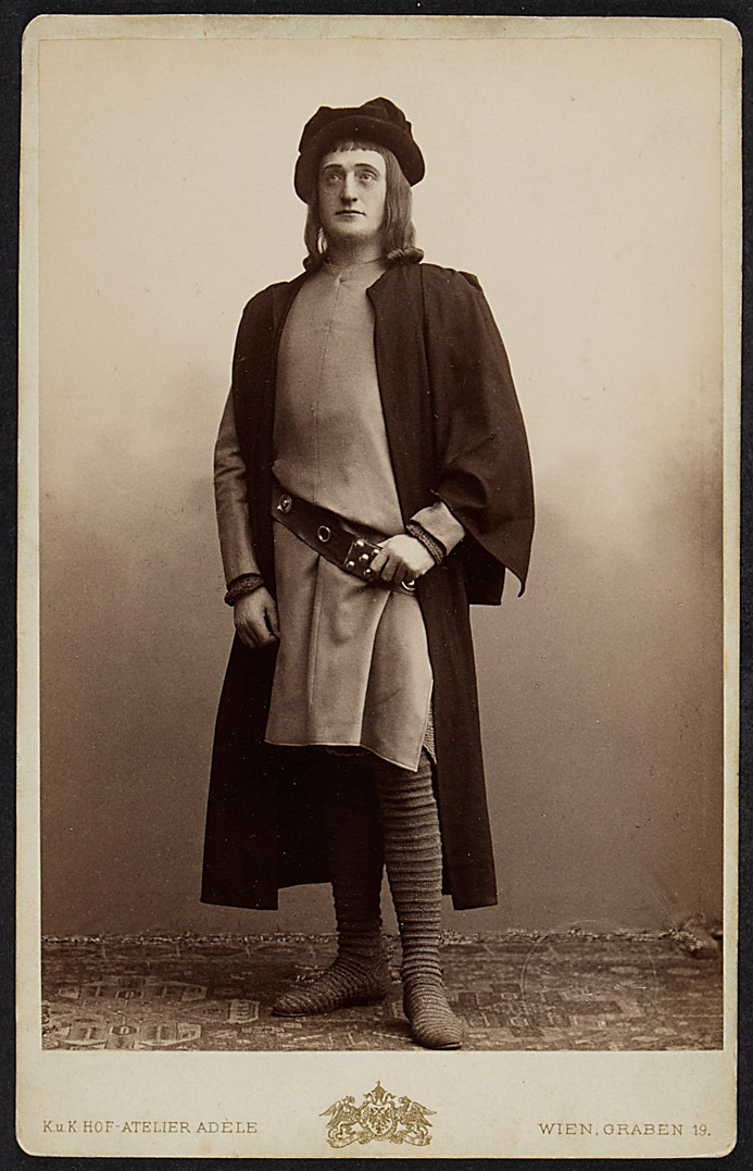 Adolf Weisse von Adele K.u.K Hof-Atelier, Wien