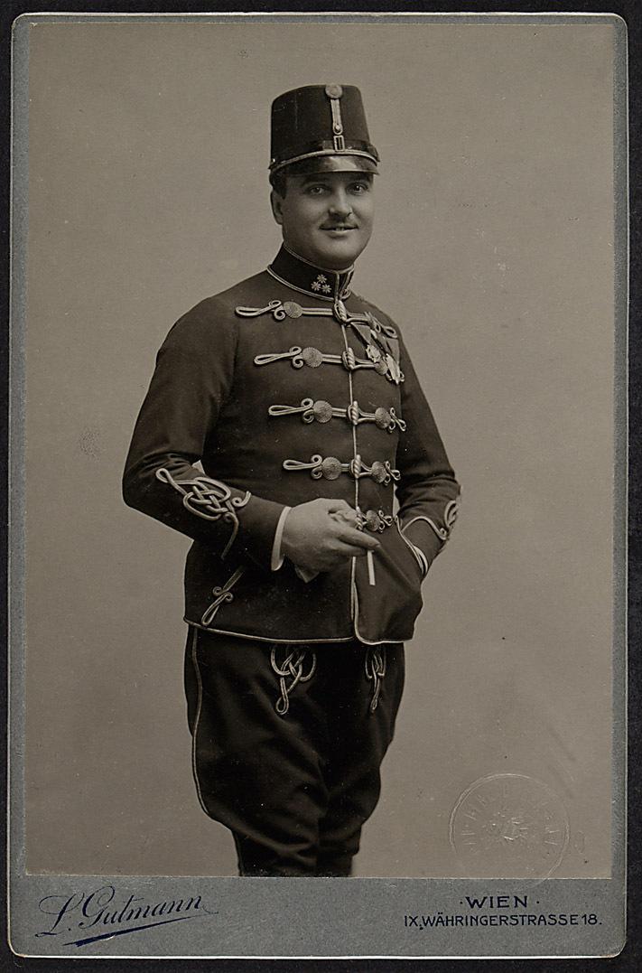 August Weigert von Ludwig Gutmann, Wien