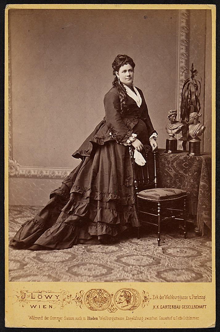 Marie Wilt von Josef Löwy, Wien