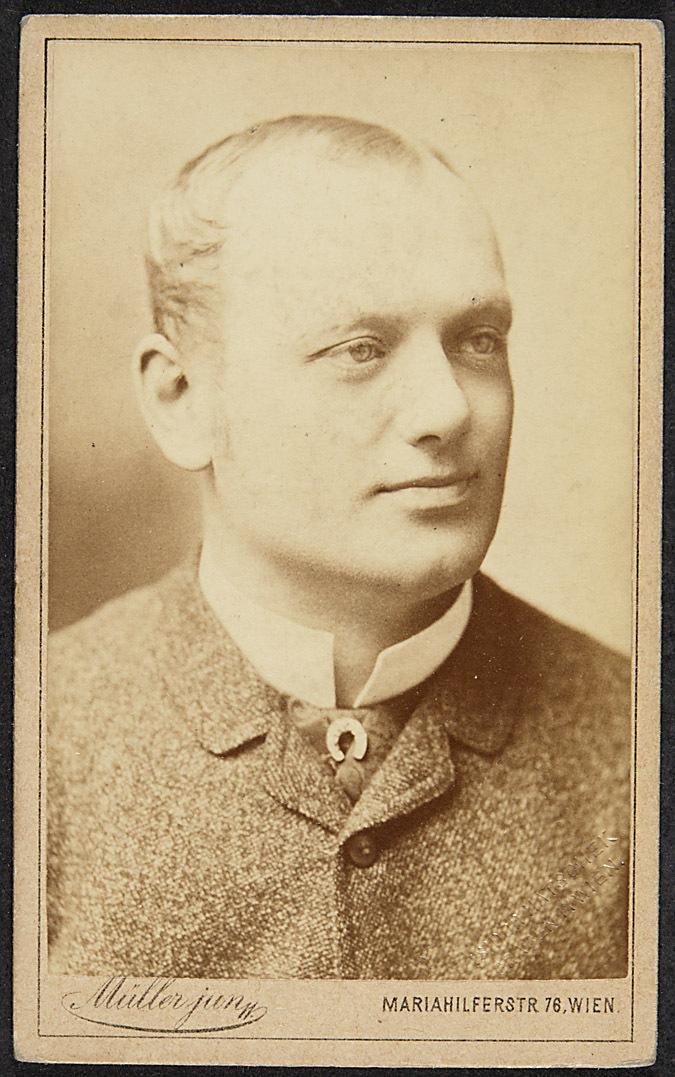 Willi Thaller von M. Müller Jun., Wien