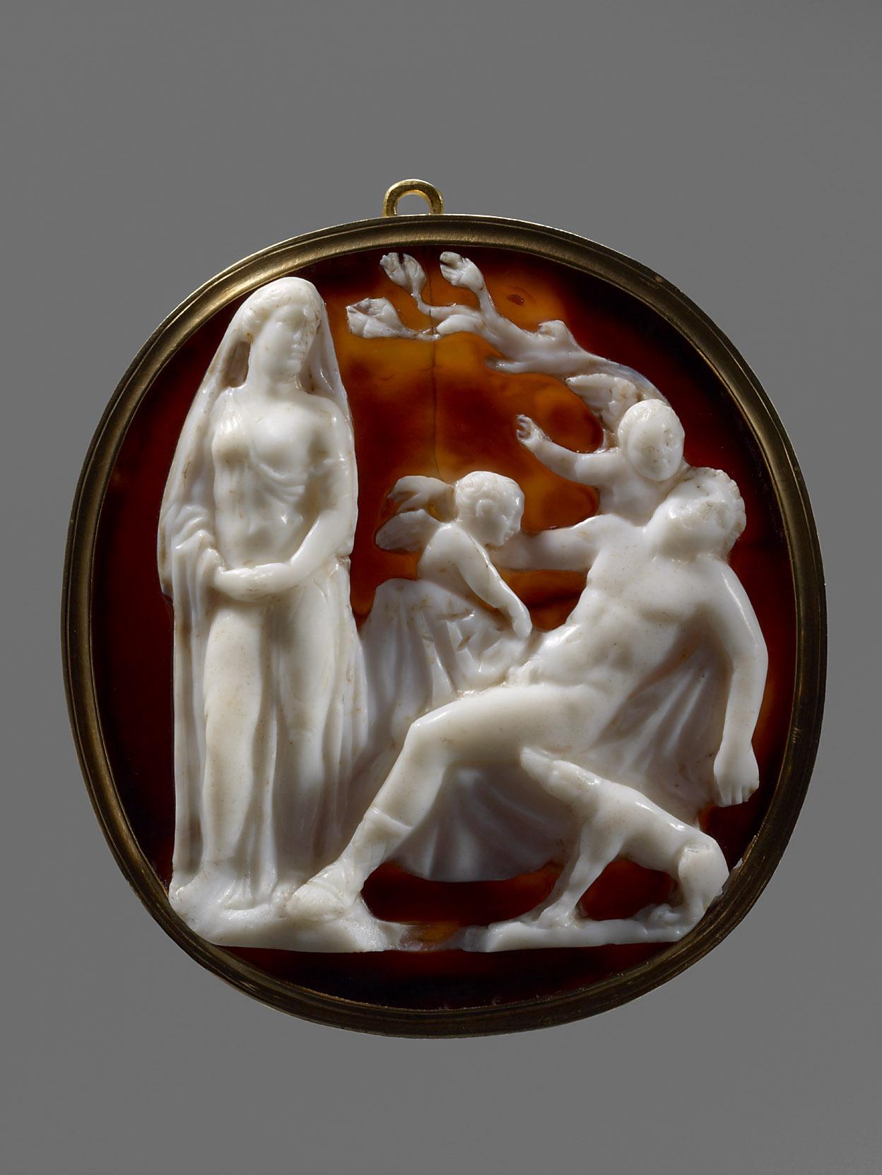 Aphrodite und Adonis