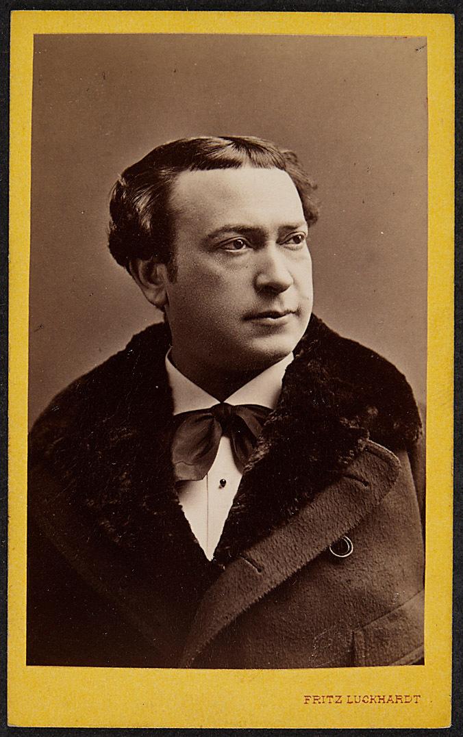 Adolf Ritter von Sonnenthal von Fritz Luckhardt, Wien