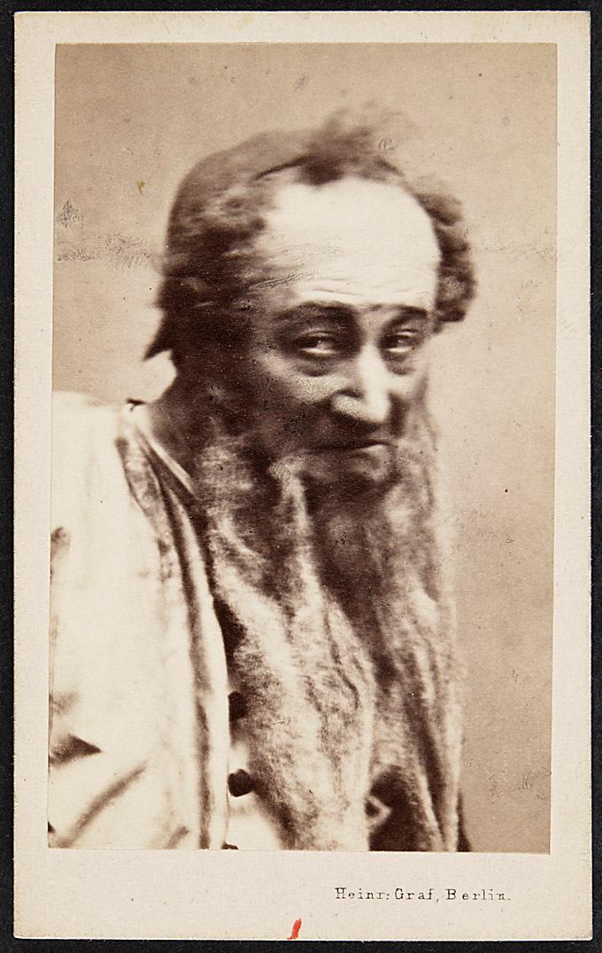 Theodor Döring von Heinrich Graf, Berlin