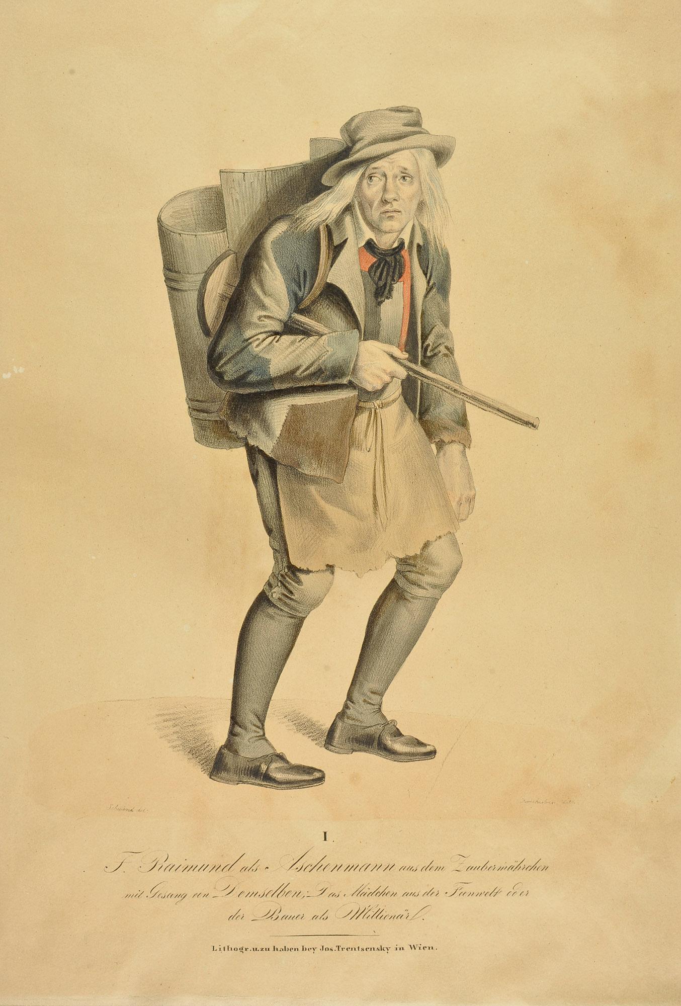 Ferdinand Raimund von Moritz von Schwind