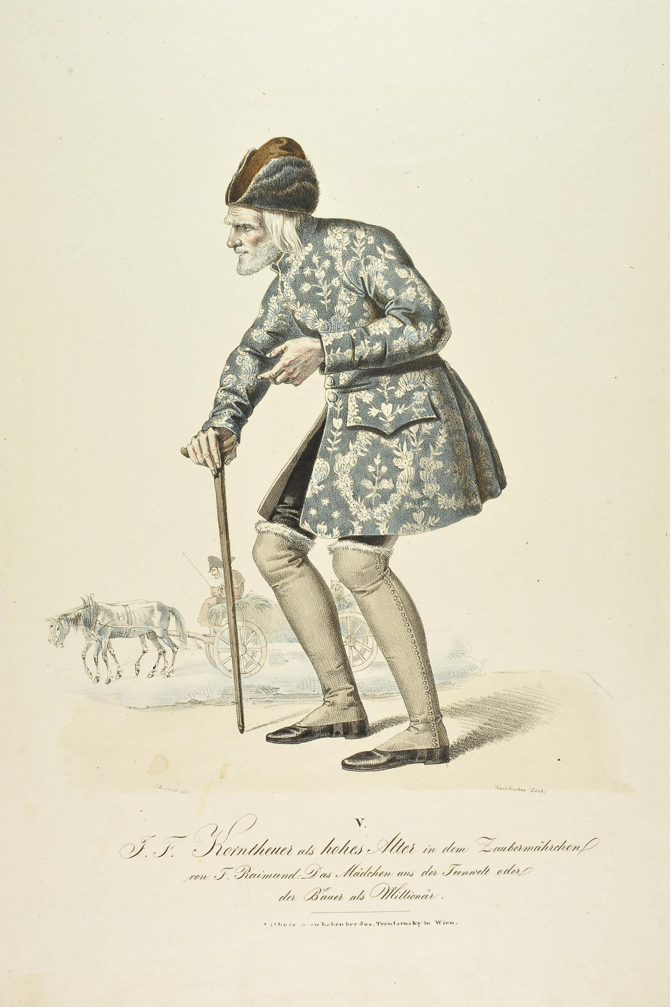 Friedrich Josef Korntheuer von Moritz von Schwind