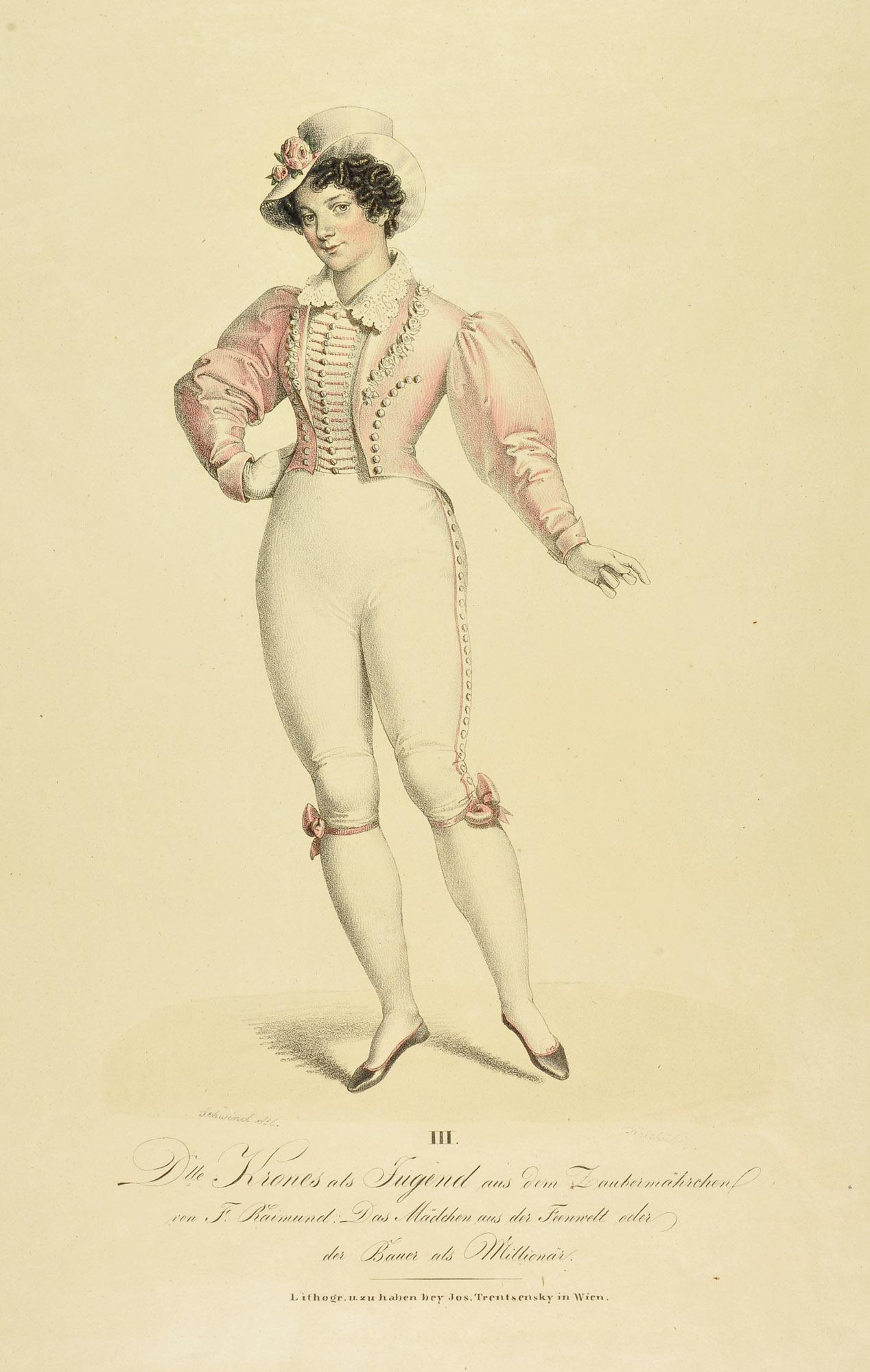 Therese Krones von Moritz von Schwind