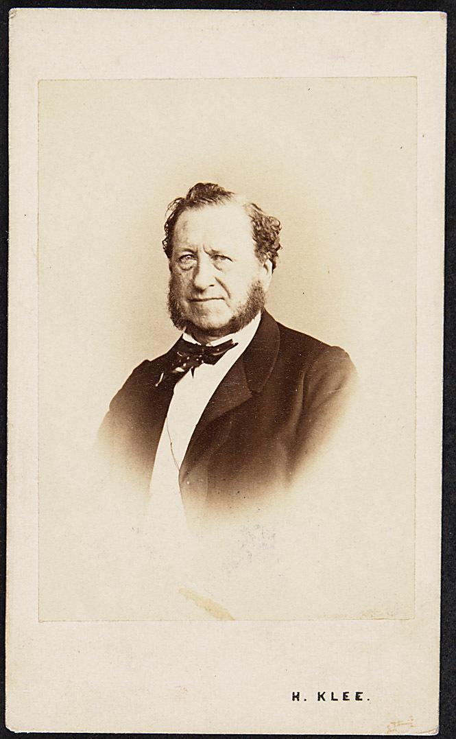 Carl von la Roche von Hermann Klee, Wien