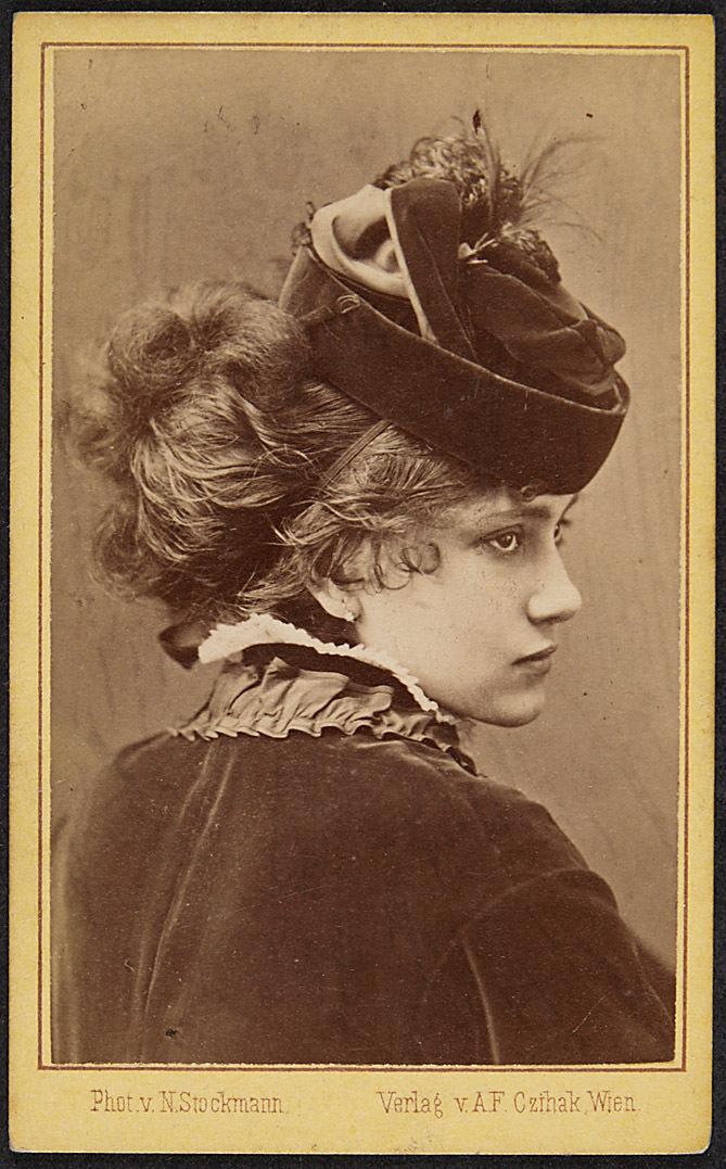 Betty Damhofer von Nikolaus Stockmann, Wien