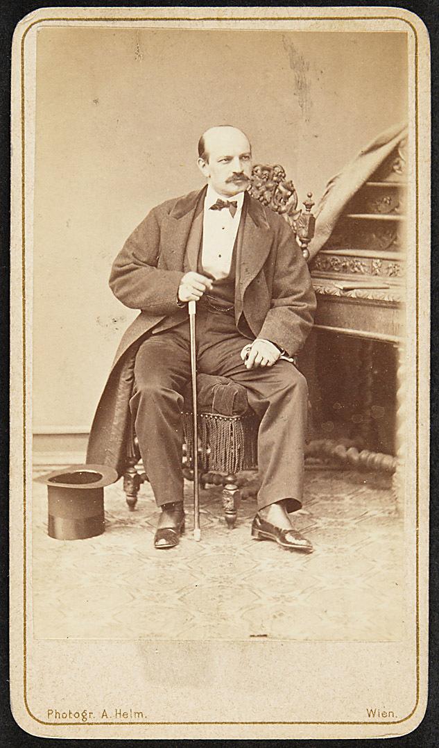 Enrico Calzolari von Amand Helm, Wien