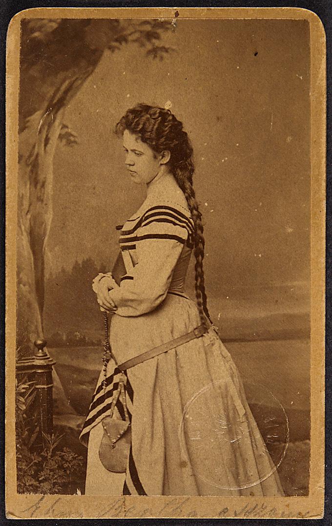 Bertha Ehnn von Carl Mahlknecht