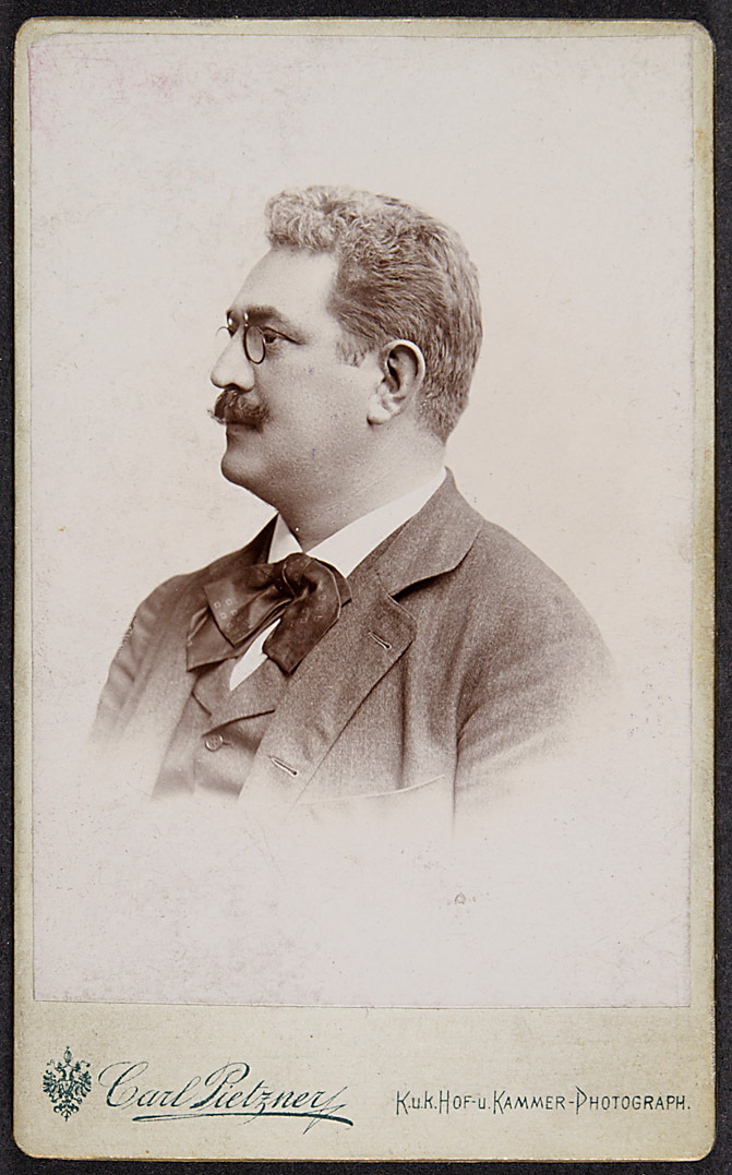 Benedikt Felix von Carl Pietzner