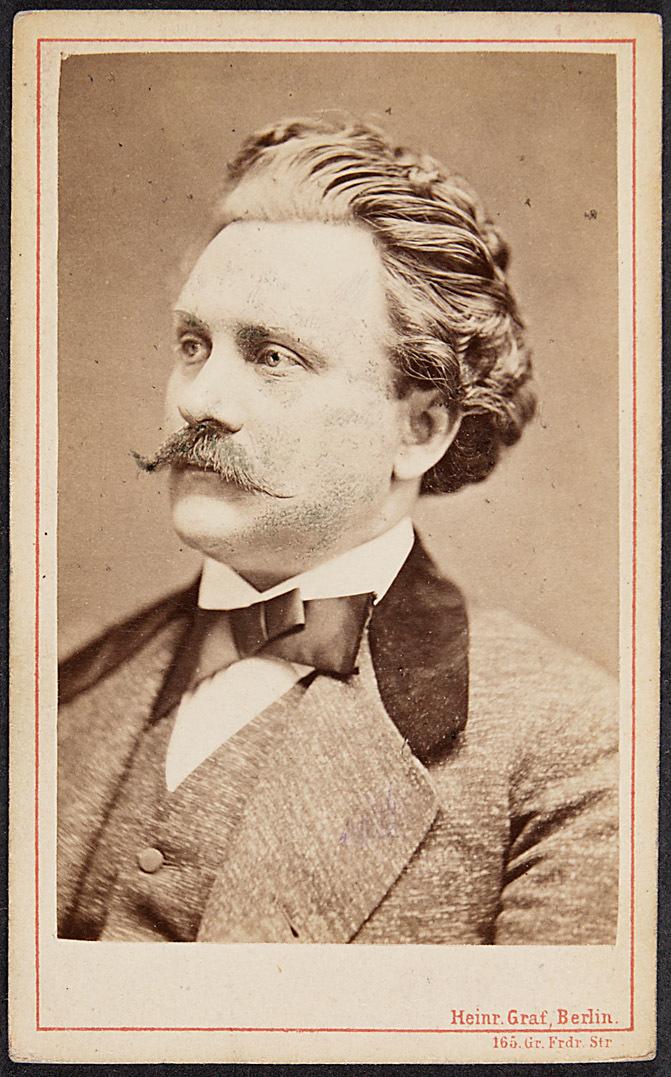 Theodor Formes von Heinrich Graf, Berlin