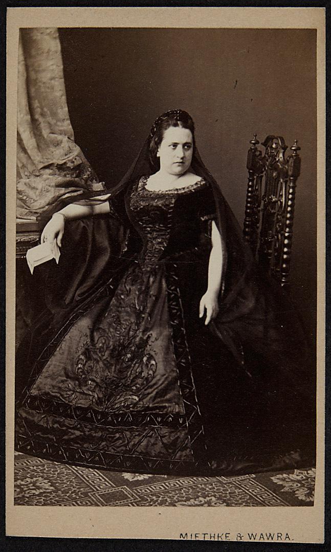 Louise Dustmann von Miethke & Wawra, Wien