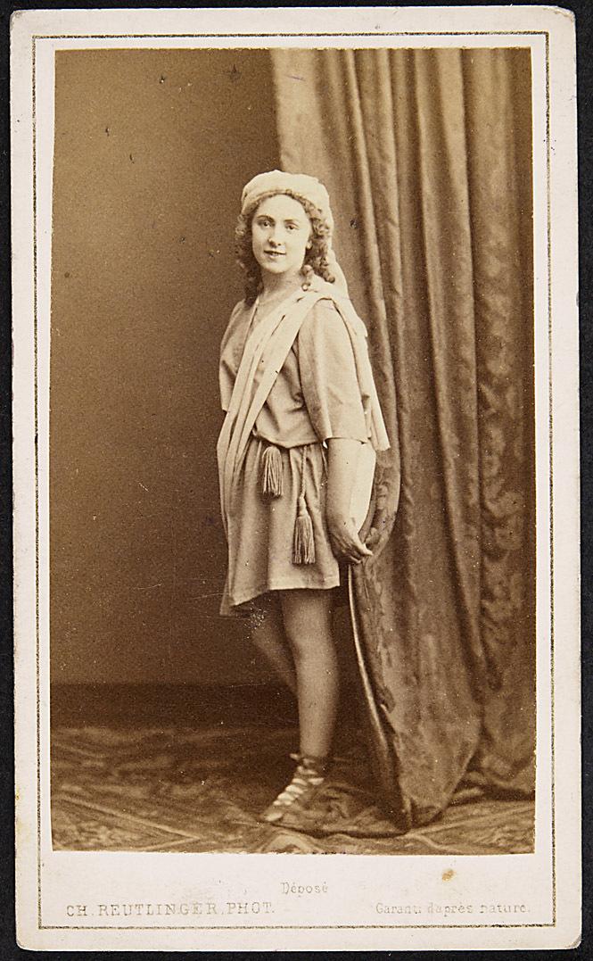 Marie Roze von Ch. Reutlinger Phot., Paris