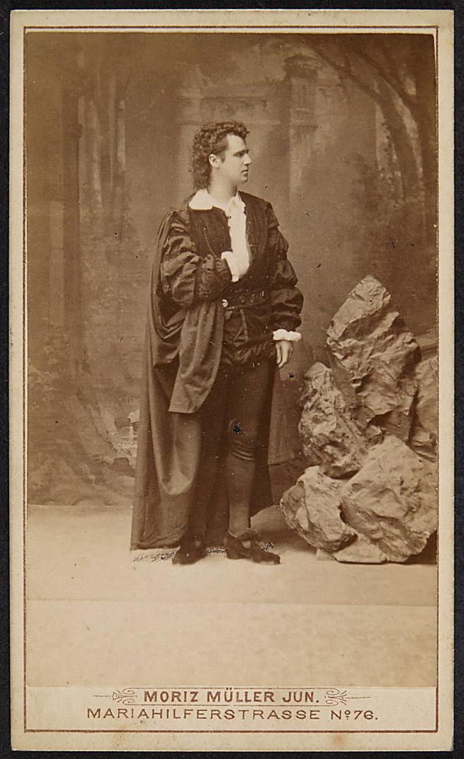 Emerich Robert von M. Müller Jun., Wien