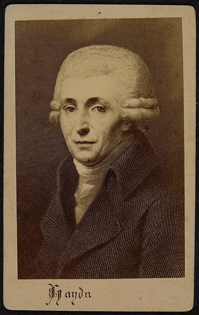 Joseph Haydn von anonym