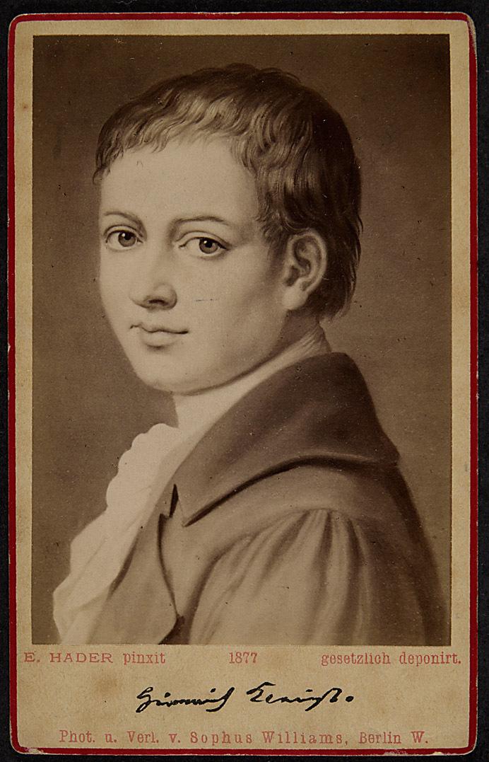 Heinrich von Kleist von Sophus Williams, Berlin