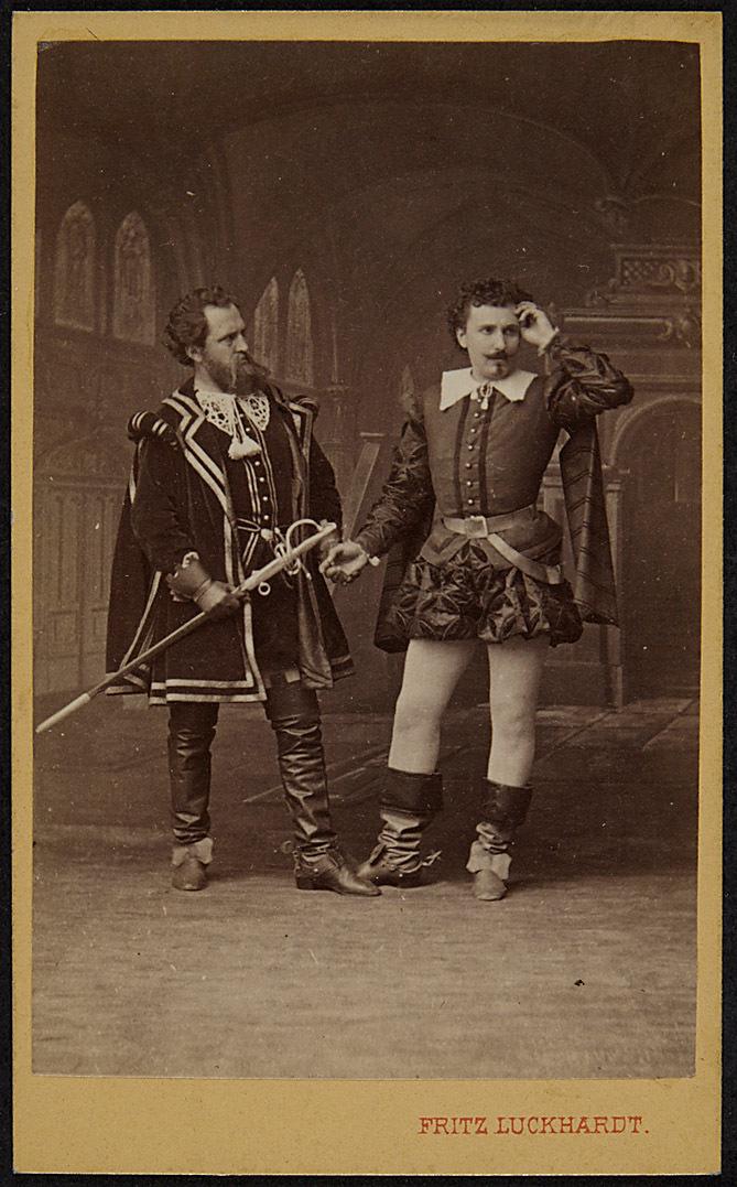 Hr. Vaillant von Fritz Luckhardt, Wien