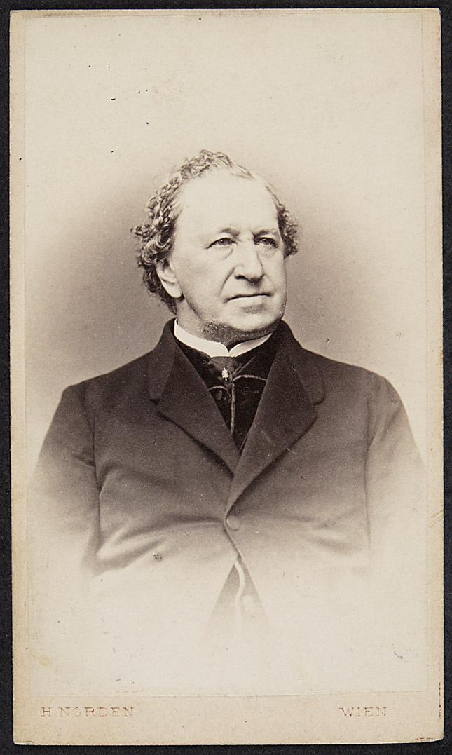 Carl von La Roche von H. Norden, Wien