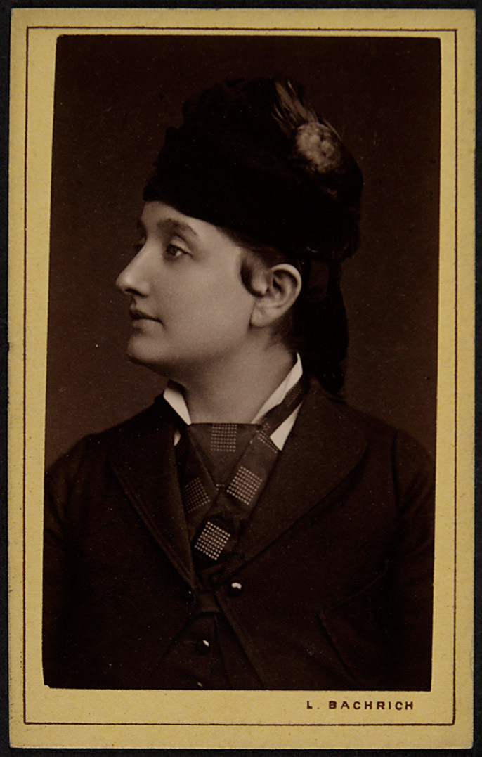 Antonie Link von Leopold Bachrich, Wien
