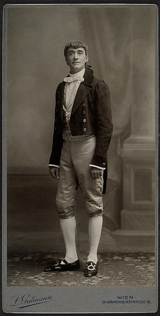 Adolf Rauch von Ludwig Gutmann, Wien