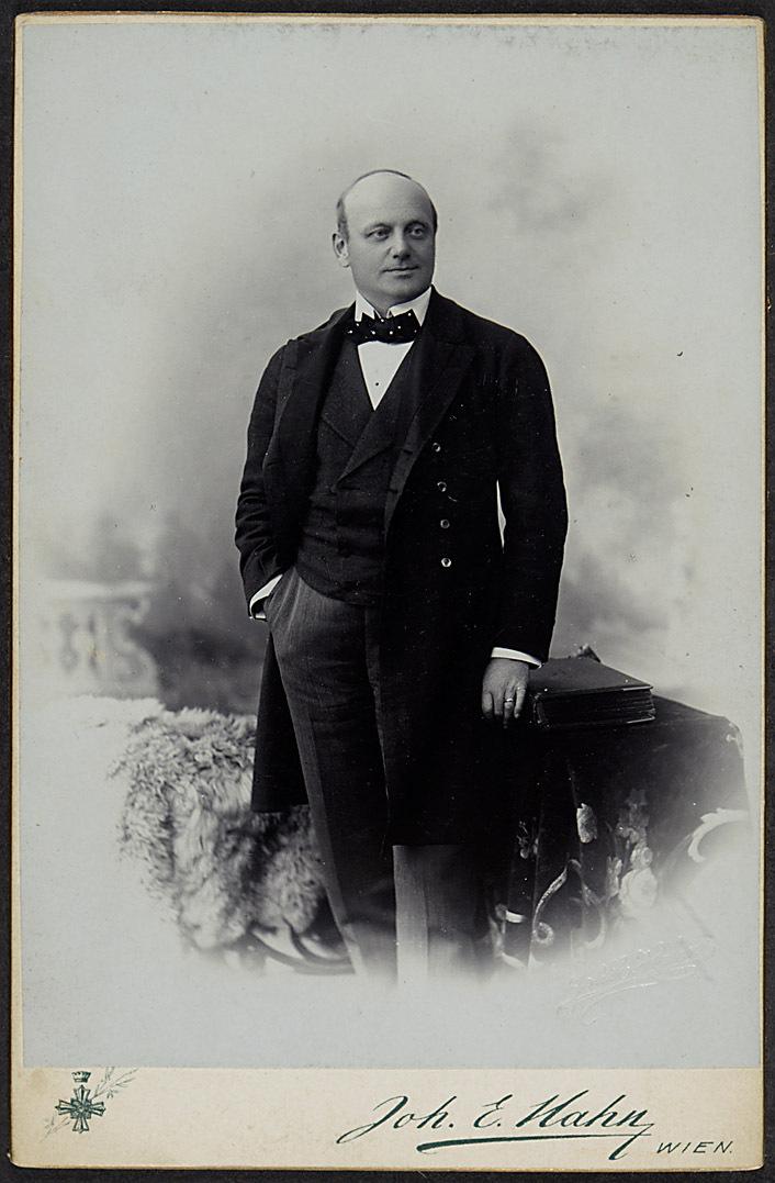 Willi Thaller von Johann E. Hahn, Wien