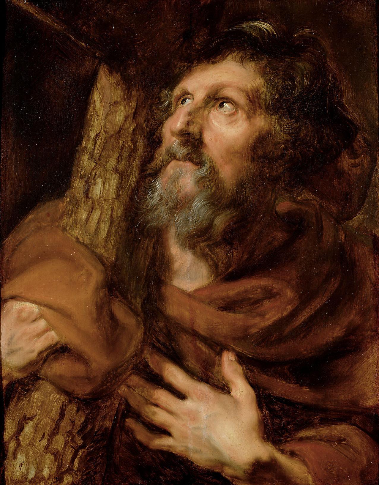 Apostel Philippus von Anthonis van Dyck