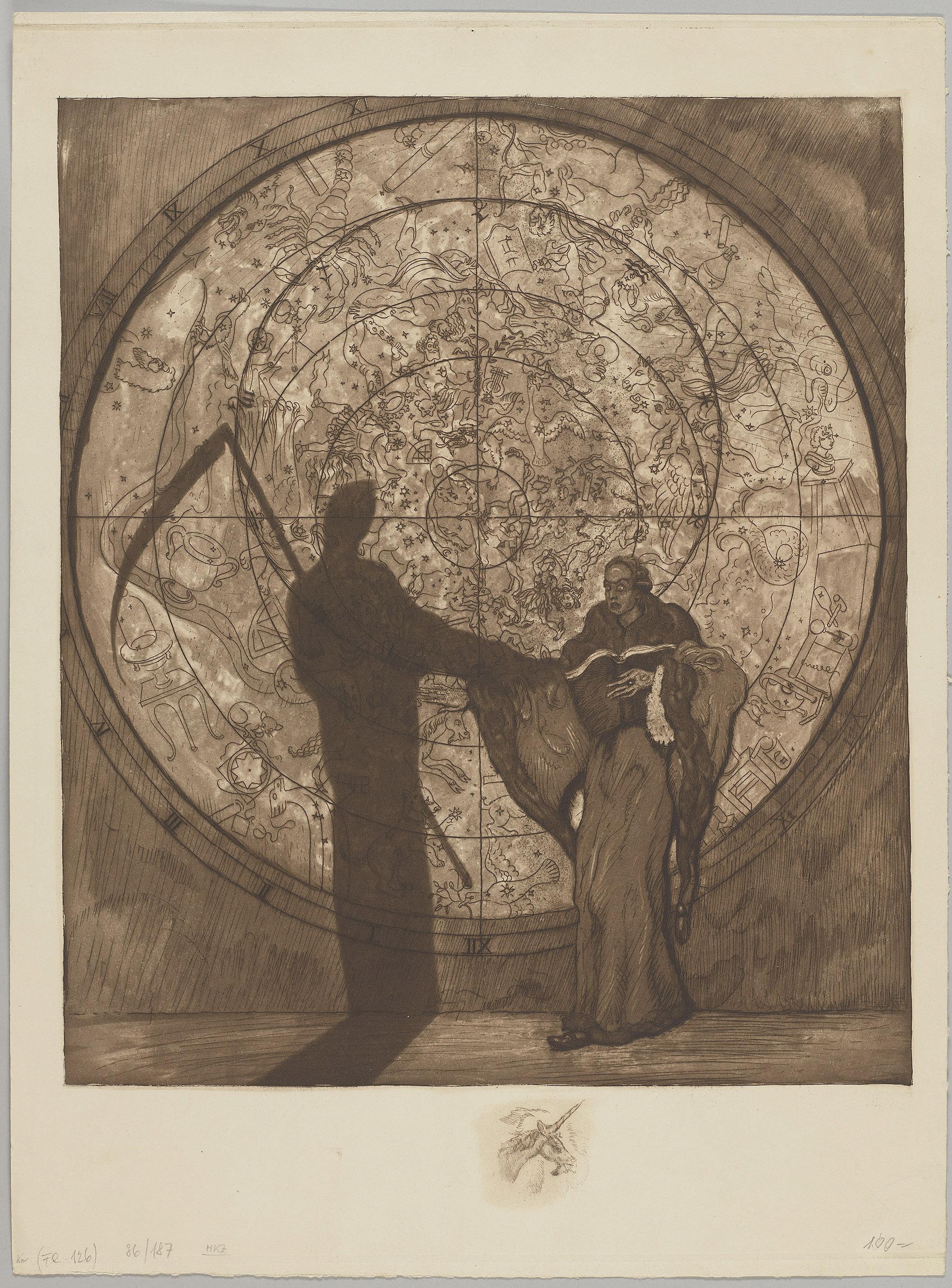 Astrologie von Richard Teschner