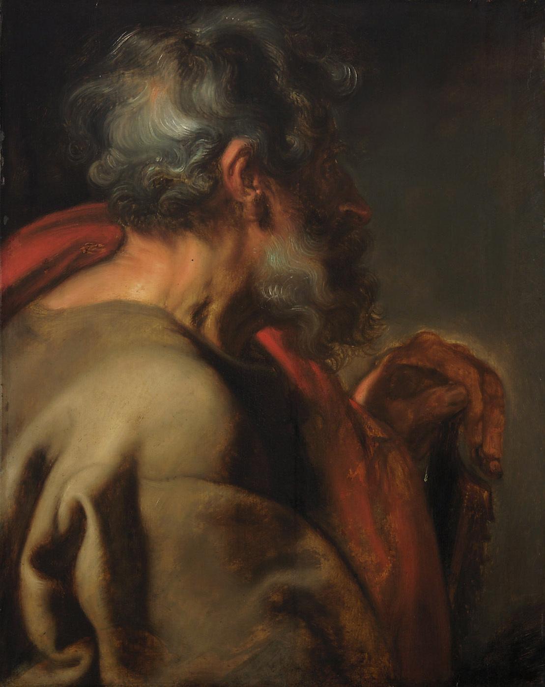 Apostel Simon von Anthonis van Dyck